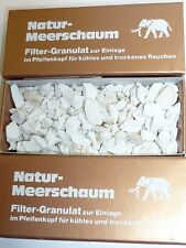 20 Gramm Meerschaum Granulat - NEU - 64012A