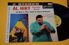 AL HIRT LP SWINGIN DIXIE AT DAN'S PIER 600 NEW ORLEANS ITALY 1983 NM !
