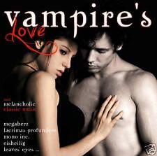 CD vampires Love d'Artistes Divers 2CDs
