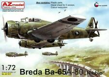 BREDA Ba-65 A-80 NIBBIO (SPANISH AF MARKINGS) #7617 1/72 AZMODEL