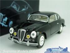 LANCIA AURELIA GRAN TURISMO MODEL CAR 1:43 SCALE SOLIDO + TIN BLACK 1951 K8