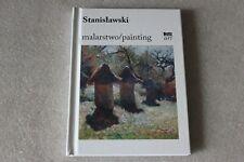 Jan Stanisławski - Malarstwo / Painting hardcover art book NEW