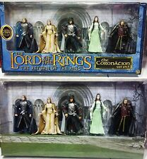 THE LORD OF THE RINGS RETURN THE KING SIGNORE DEGLI ANELLI ACTION FIGURE CORONA