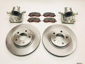 Front Brakes Repair KIT for Dodge Caliber PM 2007-2012 BRK/PM/017A