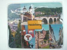 Mousepad Heidelberg Mousepad City Souvenir, Computer, New