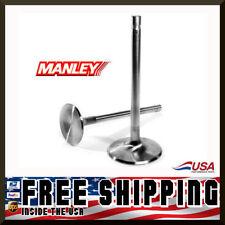 "Manley Push Rod Set 25726-16; Steel .080/"" Wall 5//16/"" 9.130/"" for Pontiac 400-455"