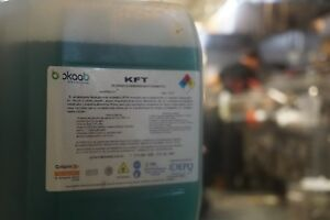 Industrial  Degreaser Biodegradable Enzymatic Biotechnology 100% Natural power