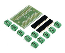 ARDUINO NANO SCREW SHIELD EXPANSION BOARD BREAKOUT SHIELD EXPANSIONE PER ARDUINO
