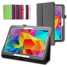 """Samsung Galaxy Tab 4 10.1"""" T530 T535 Ständer Schutzhülle Tasche Case +Pen -2N"""