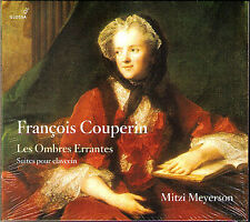 Francois COUPERIN Les Ombres Errantes Harpsichord MITZI MEYERSON CD Glossa NEU
