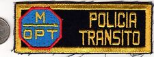 Vintage Traffic Police or Military Police Patch Costa Rica? Policia Transito