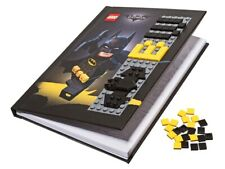NEW THE LEGO® BATMAN MOVIE Batman™ Notebook/ Journal with Stud Cover  #853649