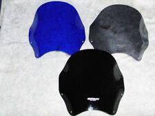 Für Yamaha Vmax Windschild in getönt, Windschutz, Windscreen for Vmax Smoke grey