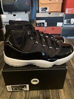 Air Jordan 11 Jubilee Retro XI 25th Anniversary Black CT8012-011 Size 10