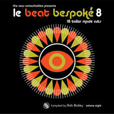 Le Beat Bespoke 8 (NEW) Mod-Psych-Freakbeat-Compilation