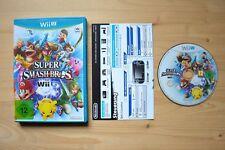Wii U-Super Smash Bros. for WII U - (Neuf dans sa boîte, avec mode d'emploi)