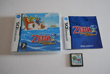 THE LEGEND OF ZELDA PHANTOM HOUGLASS - NINTENDO DS - VF