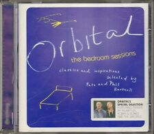 ORBITAL The Bedroom Sessions NEW CD 14tr DUB SYNDICATE Stisch MOUSE on MARS Ubik