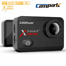 Campark X30 Action Cam 4K 20MP WiFi EIS Touch Screen 40M Fotocamera Subacquea