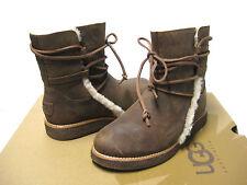 Ugg Luisa Chacolate Boots US8/UK6.5/EU39/JP25