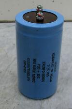 Aerovox Capacitor, Type CGS, 2000 MFD, 450 VDC, Used, WARRANTY