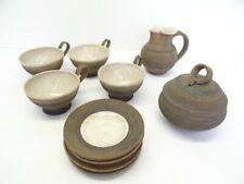 Servizi da tè e caffè di porcellana e ceramica piattini
