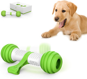 PETGEEK Automatic Interactive Dog Toys Dog Interactive Toys for Boredom