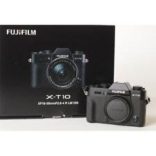 Fujifilm X-T10 USATA Body Black Solo Corpo XT10 Mirrorless 7600 scatti