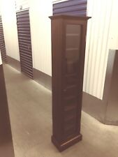 Beautiful Wooden Storage Cabinet For Up To 200 CD's - BG