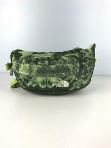 THE NORTH FACE  Nylon Grn  Nylon Green Fashion Shoulder bag 4069 From Japan