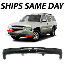 New Primered Steel Front Per Face Bar For 2000 2006 Suburban Tahoe Silverado