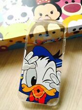 Funda Silicona Disney (Case TPU) Apple iPhone 5G - Pato Donald
