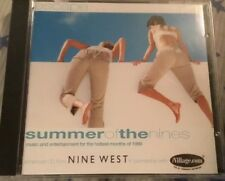 Summer Of The Nines By Nine West CD. Sealed BN