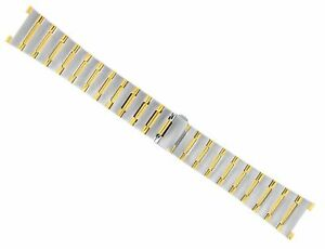 Solid Steel Strap Bracelet Replacement Watch Band For Lady Omega Constellation