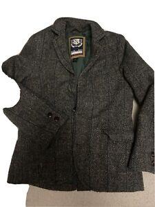 Next Boys Tweed Suit Jacket Age 8 Years