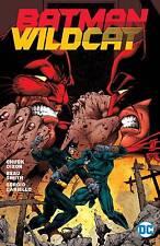 BATMAN / WILDCAT TPB Chuck Dixon DC Comics TP 280 PAGES