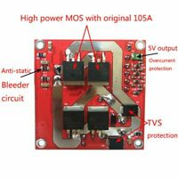 6-36V15A High Power DC Motor Driver Board Precise PWM Speed Regulator Module
