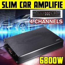 6800W 4 Car-Hifi Verstärker Endstufe Auto Verstärker 4-Kanal Auto KFZ   » **
