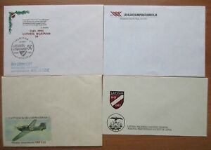 Latvia - 1993-1994 Covers