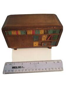 Vintage Musical Cigarette Box Circa 1950/60s