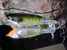 "River2Sea 4 3/8"" Larry Dahlberg Series WHOPPER PLOPPER WPL110-28 for Bass/Pike"