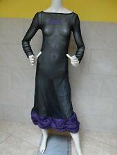 COP COPINE jolie robe longue tulle