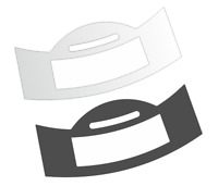 Schutzfolie für Jura E Serie - E6 Modell 2019 - Tassenablage - Tassenplattform