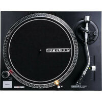 RELOOP RP-1000 MK2 - PROFESSIONAL BELT-DRIVE TURNTABLE / Authorized Dealer