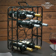 Botellero Metálico Valise Bravissima Kitchen