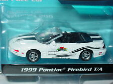 Greenlight 1999 PONTIAC FIREBIRD TRANS AM CONVERTIBLE -White