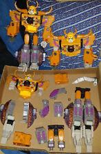 Hasbro Transformers Armada Unicron HUGE JUNKER PARTS LOT FREE SHIPPING!