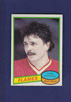 Phil Russell 1980-81 O-PEE-CHEE OPC Hockey #226 (NM) Calgary Flames