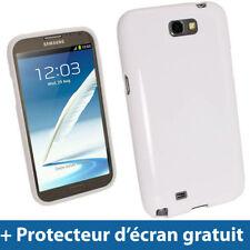 Accessoires blancs pour tablette Samsung Galaxy Note