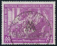 DDR 1950, MiNr. 248 I, sauber gestempelt, gepr. Paul, Mi. 200,-